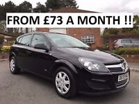 2009 VAUXHALL ASTRA LIFE 1.6 ** 46,000 MILES ** FINANCE AVAILABLE ** ALL CARDS ACCEPTED