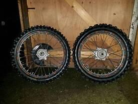 Ktm sx sxf 125 150 250 wheels
