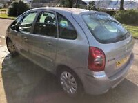 CITROEN XSARA PICASSO 1.6 VTX 2006 CHEAP RUNABOUT MOT END JULY