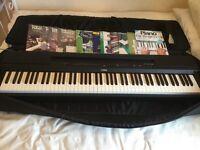 Yamaha p255 digital piano