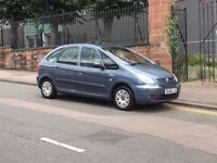 2006 Citroen Xsara Picasso 1.6 HDI Desire, Full Service History, One Owner from New!