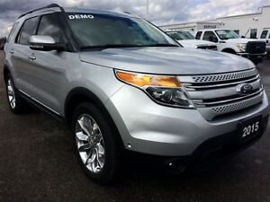 2015 Ford Explorer Limited London Ontario image 6