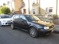 VW Golf GTI, Owned within same family since new!