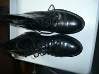 River Island boots men's, size 10 come with the box River Island boots