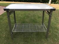 Camp Kitchen table / unit Sunnflair