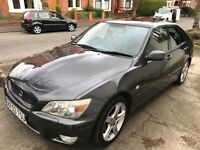 2003 Lexus IS 200 2.0 SE 4dr ~ Automatic ~ Leather Heated Seats ~ Long MOT ~ 2 Former Keepers ~ S/H