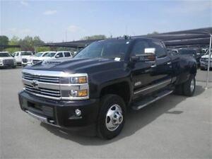 2017 Chevrolet SILVERADO 3500HD High Country Dually Diesel Nav S