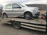 Scrap cars wanted cars vans 4x4!