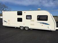 Avondale Argente 640-6, twin axle 6-berth Caravan