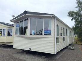 Beautiful static caravan for sale - ayr, Ayrshire, west Scotland
