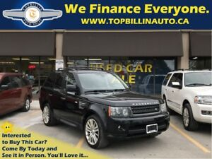 2009 Land Rover Range Rover Sport Supercharged ONLY 48K km