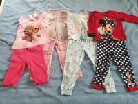 Pyjamas for 3-4 year old girls