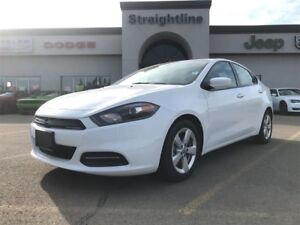 2016 Dodge Dart SXT l LOW KM'S l AUTOMATIC l ONE OWNER