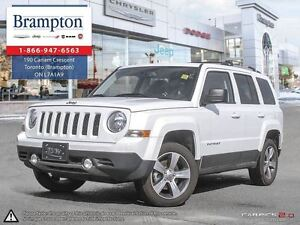 2016 Jeep Patriot HIGH ALTITUDE 4X4 | LEATHER | NAV | SUNROOF |