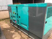 Generator 150 KVA 2017 UNUSED full Autostart