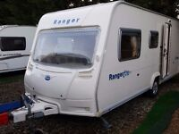 2008 Bailey Ranger 500/5 5 Berth Caravan