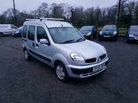 Renaultkangoo 1.6L 5DR Automatic 2006 1 year mot servicehistory excellent condition