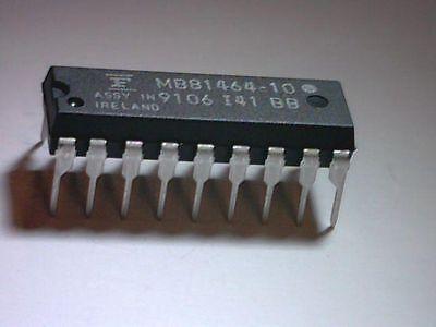 Fujitsu Mb81464-15 Dip18 Mos 262 144 Bit Dynamic Random