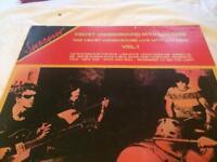 Rare Velvet Underground vinyl