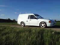 Mk4 Escort Van