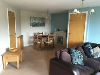 Fully Furnished: Beautiful 2 x Double Bedroom (+En-Suite) Flat to Rent in Edinburgh, EH28