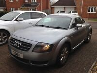 Audi TT 1.8 petrol 2006 Exceptional condition, just 68000 miles. Garaged
