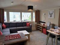 Stunning, Luxury Holiday Home, Modern Static Caravan, Mid/West Wales, Borth. Beach, Sea Views