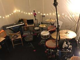 Rehearsal / writing / recording / production studio space Brighton