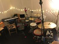 Rehearsal / writing / recording / production studio space Brighton