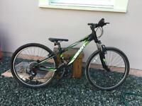 Kids / junior giant revel 3 mountains bike xxs