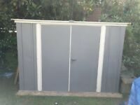 Metal Storage Shed