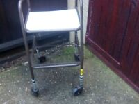 mobility walker table/1 tray