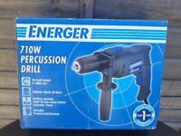 Energer 710W Percussion drill - BNIB