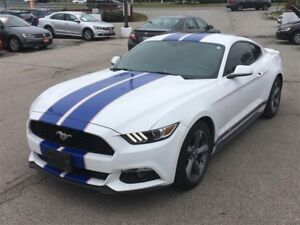 2017 Ford Mustang EcoBoost, CAM, PUSH