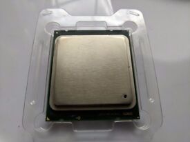 Intel i7 3930k & 32 GB DDR3 ECC