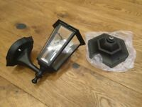 Outside/Exterior Wall Light/Lantern
