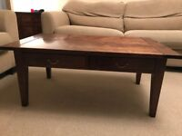 Next Coffee Table with Drawers