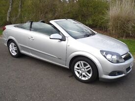 """2007 Vauxhall Astra 1.6 sport Twin Top """"LOW MILEAGE"""""""