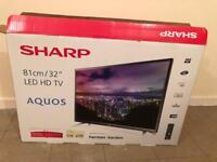 SHARP 32INCH LED TV