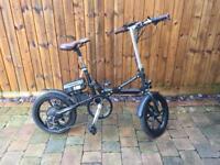 Electric folding bike x 2