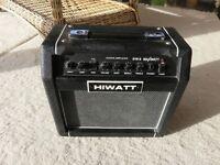 Guitar Amp HIWATT G15 8 MAXWATT