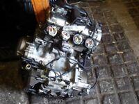 Kawasaki ZX6R Engine G1 1998 Low mileage £250 Tel 07870 516938