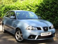 Seat Ibiza 1.4 16v Special Edition 3dr DAB F/S/History, 2 Owners,Warranty