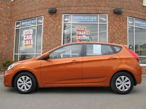 2015 Hyundai Accent LE Hatchback