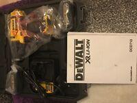 DeWalt DCD710 10.8V drill driver..NEW..