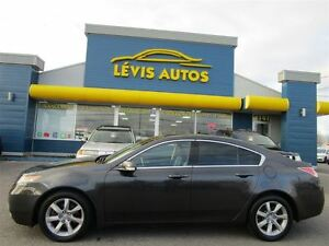 2012 Acura TL TECHNOLOGIE PACKAGE GPS CUIR TOIT OUVRANT 73400 KM