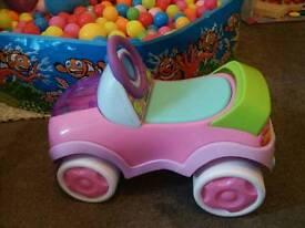 BALLPOP CAR