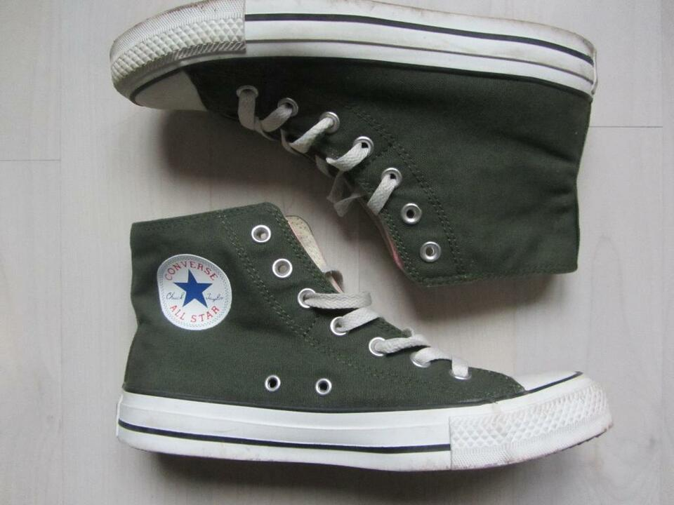 Converse Chucks AS Two Fold Hi Can 132446C, kombu green, TOP!