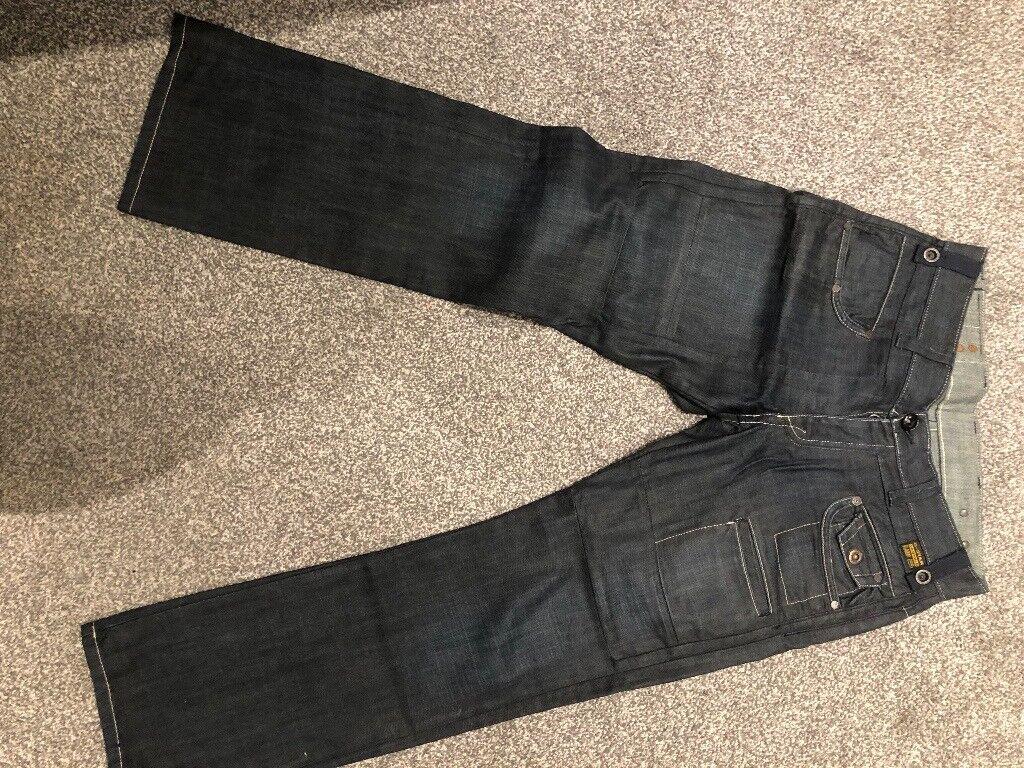 62e300012ba2 G-Star Mens Jeans 33 waist 32 leg   in Stockport, Manchester   Gumtree