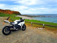 2013 (13) Honda CBR1000 RR-C Fireblade, very good condition and only 7800 miles